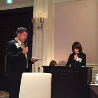 HCIC travels to Japan